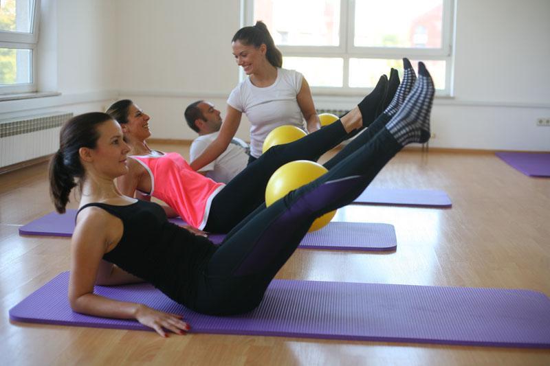 MAt trening vježbaonica